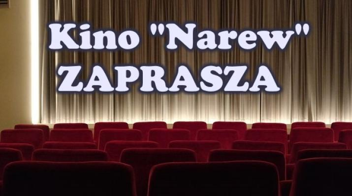 Kino Narew - repertuar 27.10 - 29.11.2017